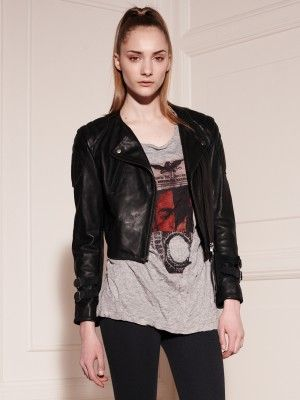 Acne Eagle Biker Jacket
