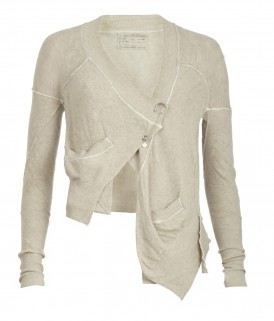 All Saints Tower Cropped Cardigan