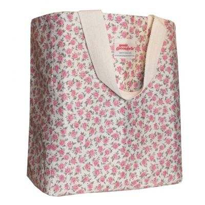 Annie Greenabelle Polka Floral Shopper Bag