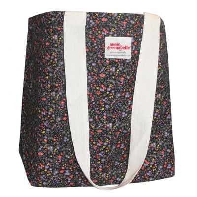 Annie Greenabelle Winter Floral Shopper Bag