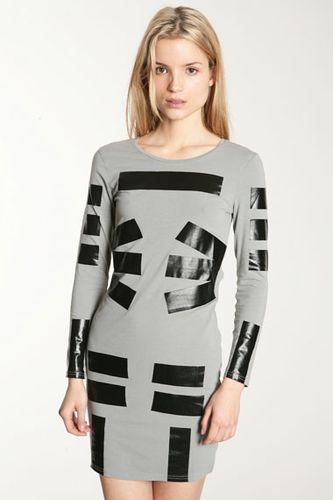 Cheap Monday Duct Tape Dress