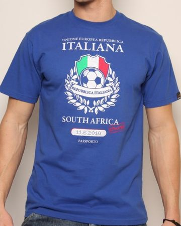 Chunk Passport Italy T-Shirt