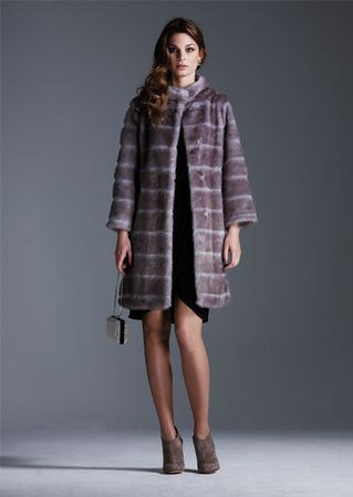 Coast Asha Faux Fur Coat