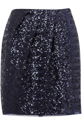 Coast Lana Sequin Skirt