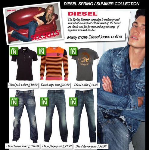 Diesel Spring Collection