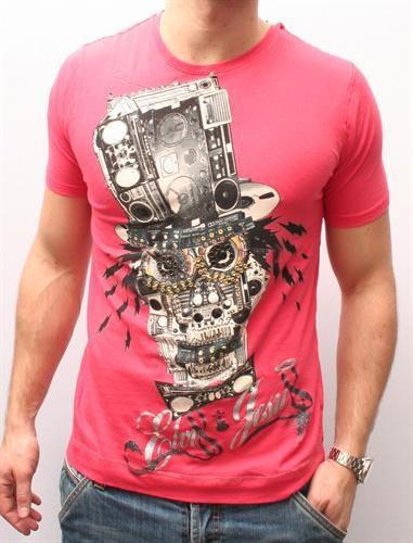 Elvis Jesus Radiohead T-Shirt