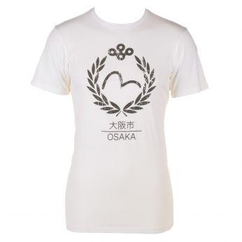 Evisu Osaka Seal Graphic White T-Shirt