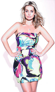 Fashion Union Catriona Print Dress
