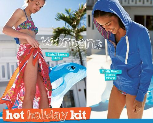 Fat Face Holiday Clothing For Women