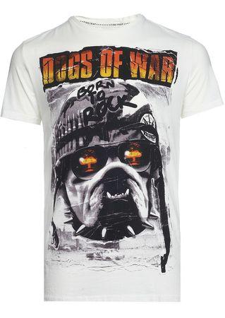 Firetrap Dogsofwar T-Shirt