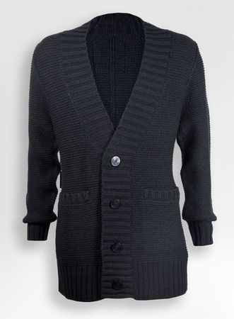 Fly53 Underhand Knit Cardigan