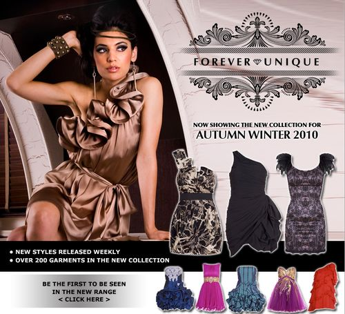 Forever Unique AW10 Collection