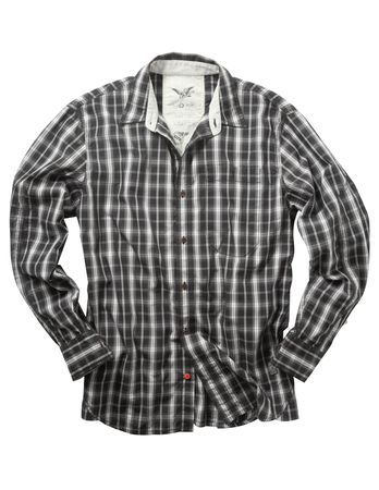 French Connection Shepherds Slim Fit Shirt