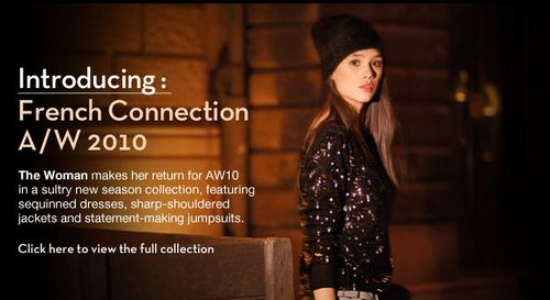French Connection Womens AW10 Collection