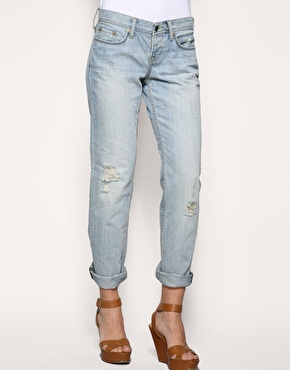 Gap Destroy Wash Boyfriend Jeans
