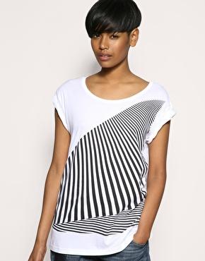 Gap Sail Print Oversize T-Shirt