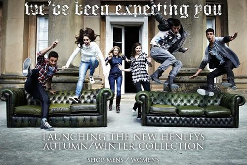 Henleys Autumn Winter Collection