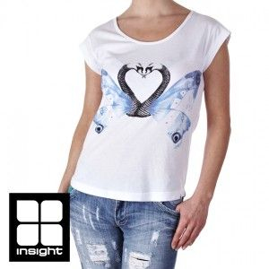 Insight Camouflaged Love T-Shirt