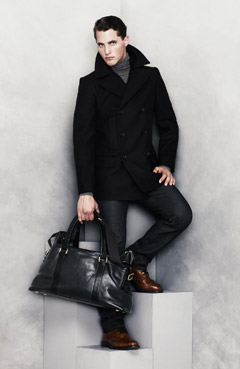 Jaeger AW10 Mens Collection