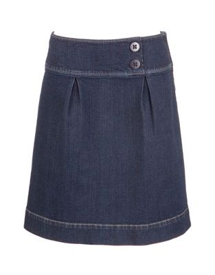 Joules Lucy Denim Skirt