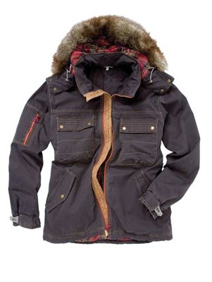 Joules Scott Parka Coat
