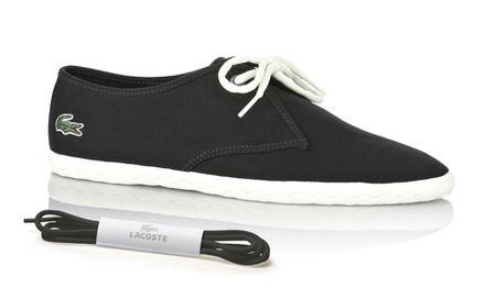 Lacoste Andover CIW SPM Dk Red-Dk Red Mens Footwear Shoe