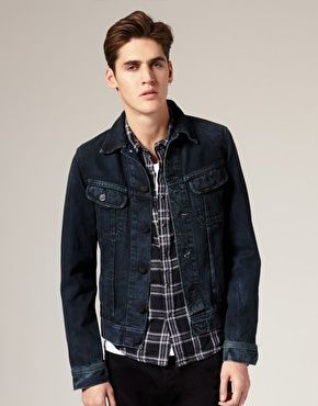 Lee Jacket Rider Style