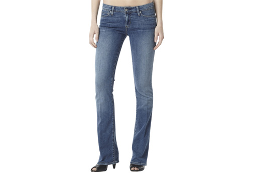 Levis Womens Demi Curve Skinny Boot Jeans