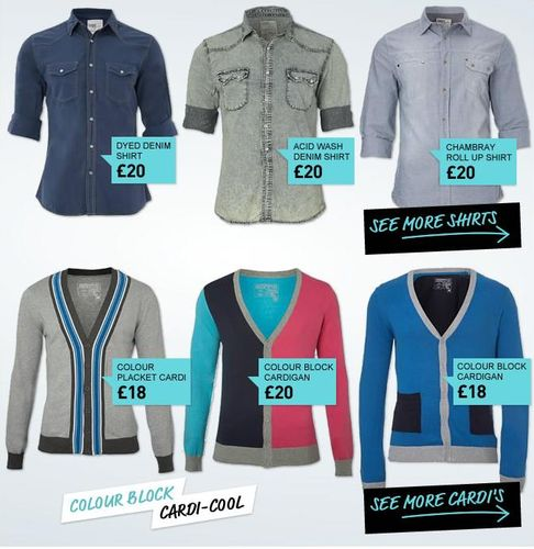 Mens Clothing At New Look