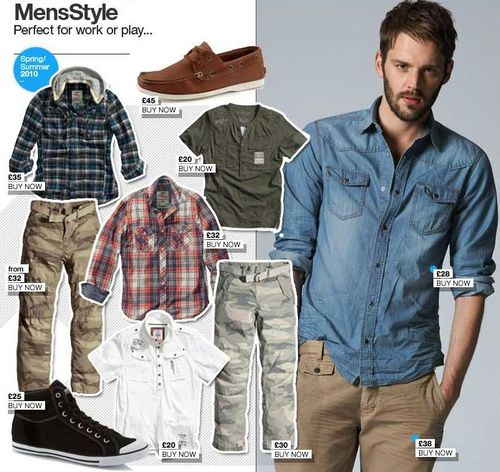Mens Style At Next