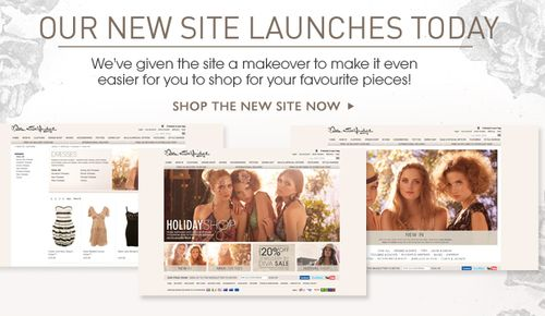 Miss Selfridge New Online Site