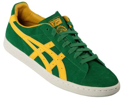 Onitsuka Tiger Fabre DC-S Suede Trainers