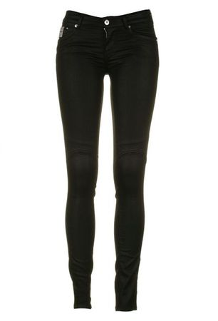 Pepe Wisp Black Denim Jeans