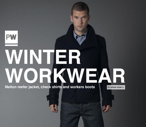 Peter Werth Winter Workwear