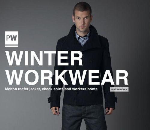 Peter Werth Winter Workwear