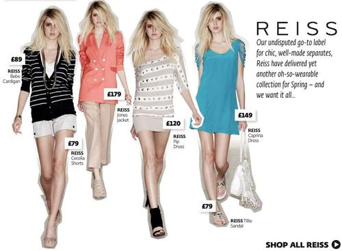 Reiss Summer Clothing