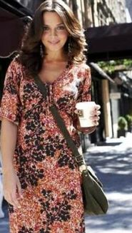 Simply Be Print Dress