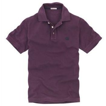 Timberland Short Sleeve Pique Polo Top