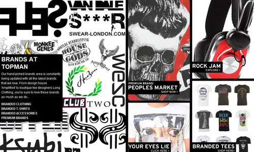 Topman Brands