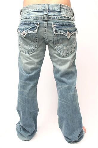 True Religion Billy Big T Jeans