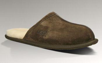 Mens Ugg Australia Scuff House Slippers Mount Mercy University - Ugg bedroom slippers
