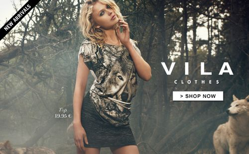 Vila AW12 Collection
