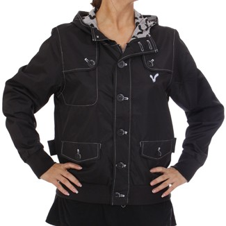 Voi Lady Pierre Black Jacket