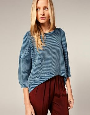 Whistles Crop Fashion Fisherman
