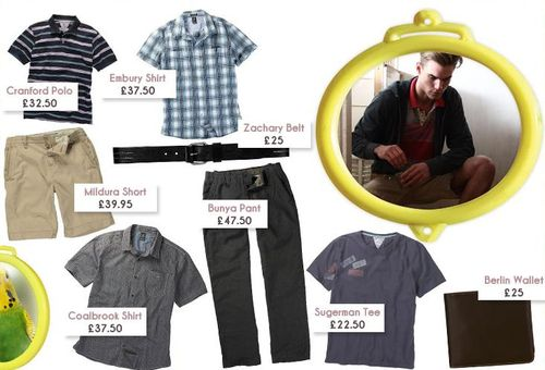 White Stuff Mens Spring Collection