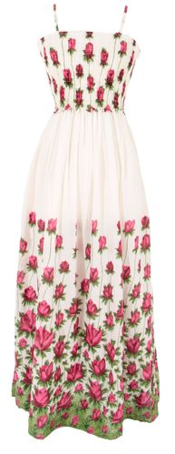 Yumi Rose Maxi Dress