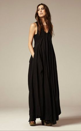 All Saints Echo Maxi Dress