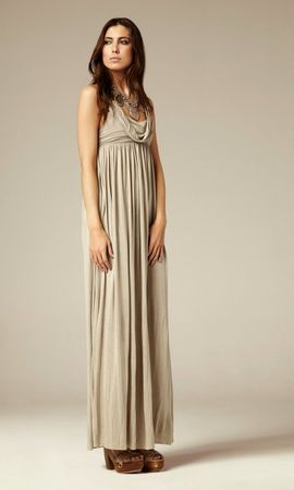 All Saints Enyo Maxi Dress