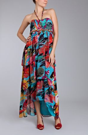 Coast Ophelia Maxi Dress