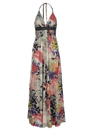 Firetrap Bellamy Maxi Dress